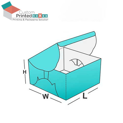 Self-Lock-Cake-Box-Design